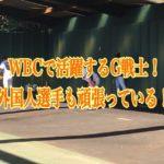 WBCで活躍する巨人選手の成績!坂本、小林、菅野、マシソン、クルーズ!