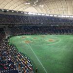 巨人オープン戦(オリックス戦)の試合結果と全選手成績一覧(2018年3月9日)